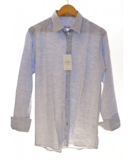Camicia Pastello 100% lino