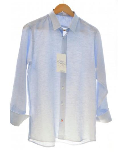 Camicia Cielo 100% lino