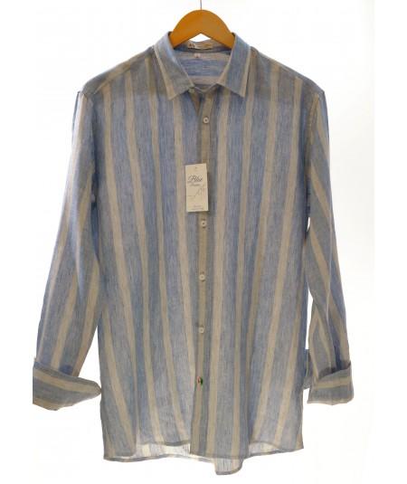 Camicia Maiorca Jeans 100% lino