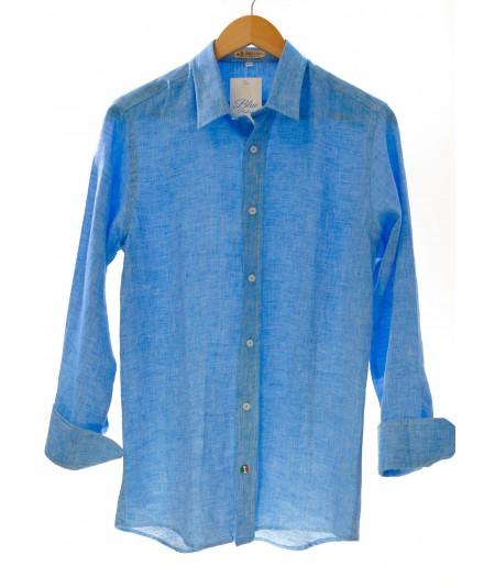 Camicia Maldive 100% lino