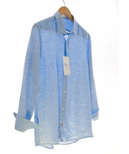 Camicia Maldive Pastello 100% lino