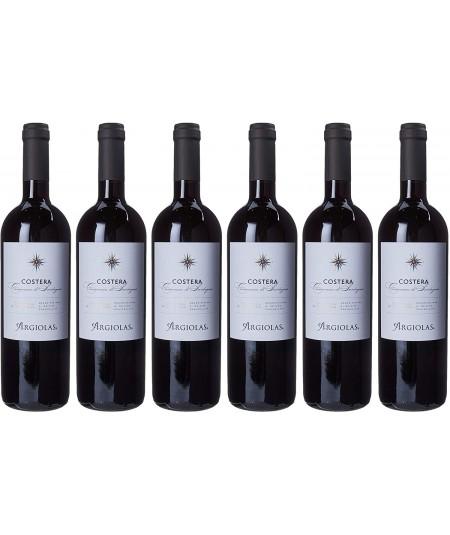 Confezione di 6 bottiglie Cannonau di Sardegna DOC Costera Argiolas