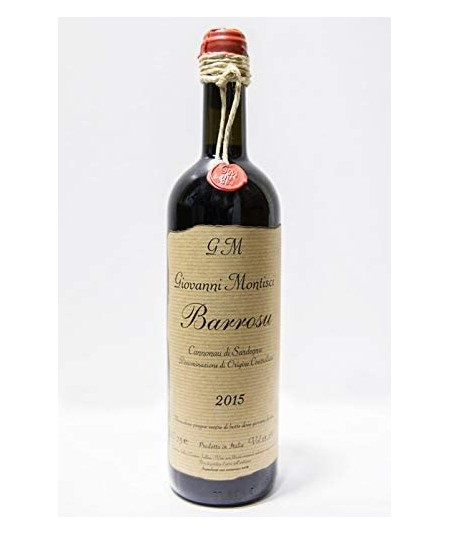 Barrosu Cannonau di Sardegna DOC